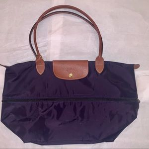 Longchamp Expandable Le Pliage Shoulder Tote!!!